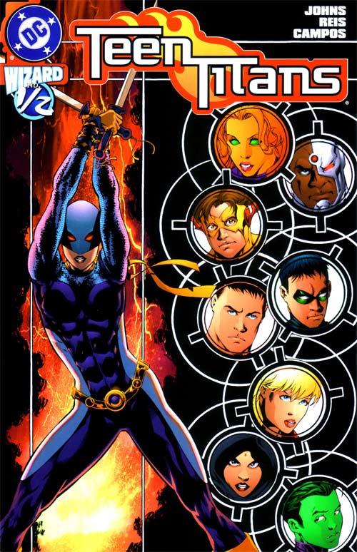 Teen Titans #½