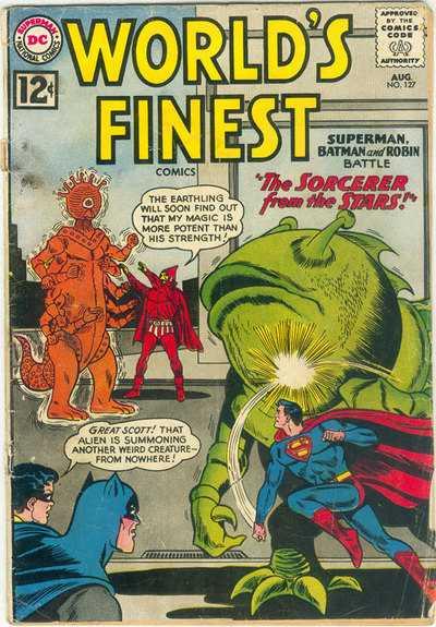 World's Finest Comics #127