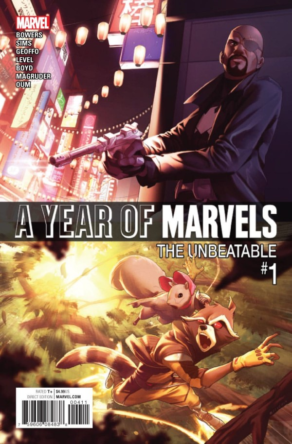 A Year of Marvels: The Unbeatable #1