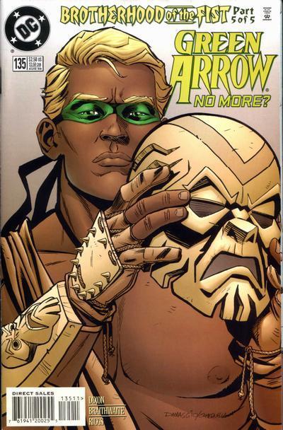 Green Arrow #135