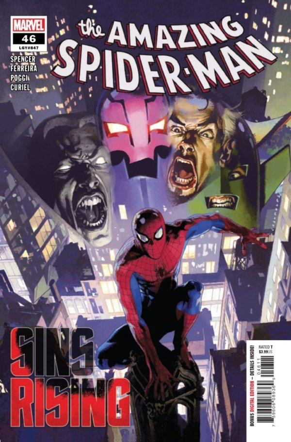 The Amazing Spider-Man #46
