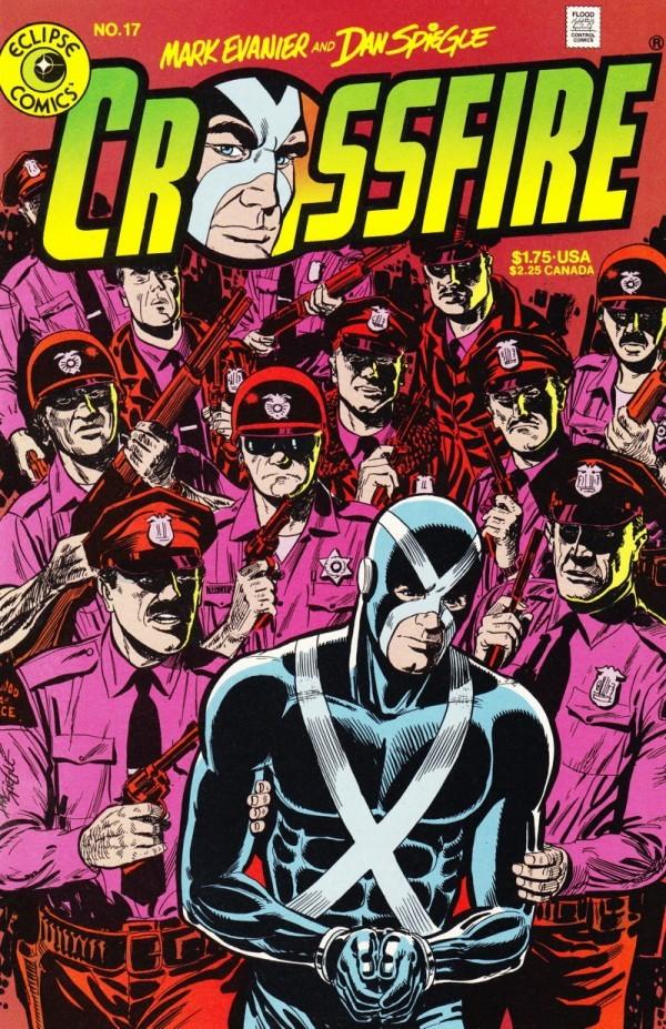 Crossfire #17