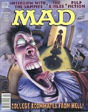 Mad Magazine #335
