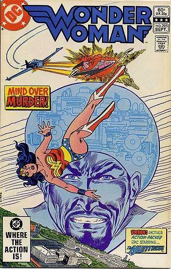 Wonder Woman #295