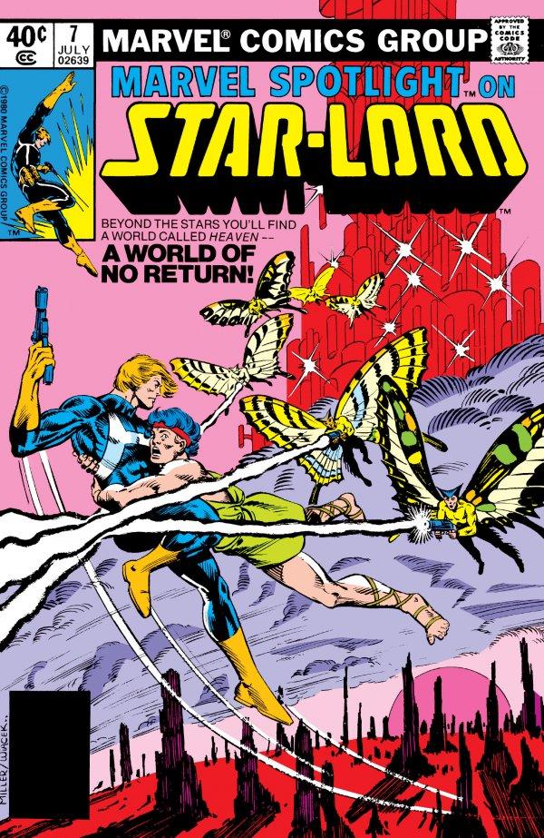 Marvel Spotlight #7