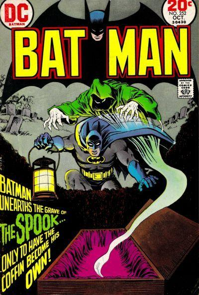 Batman #252