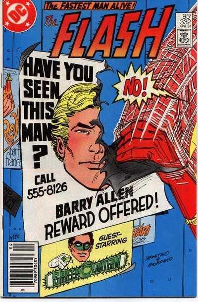 The Flash #332