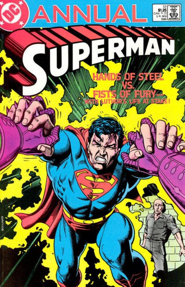 Superman #Annual #12
