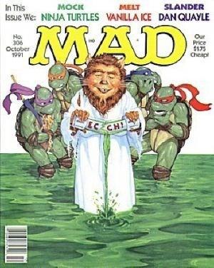 Mad Magazine #306