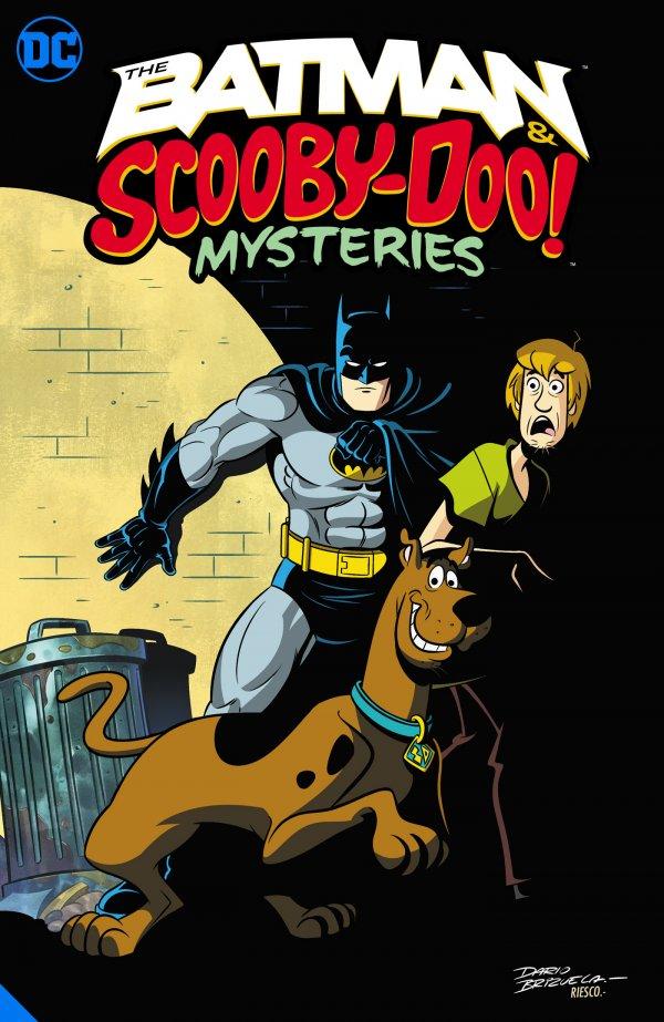 The Batman & Scooby-Doo Mysteries Vol. 1 TP