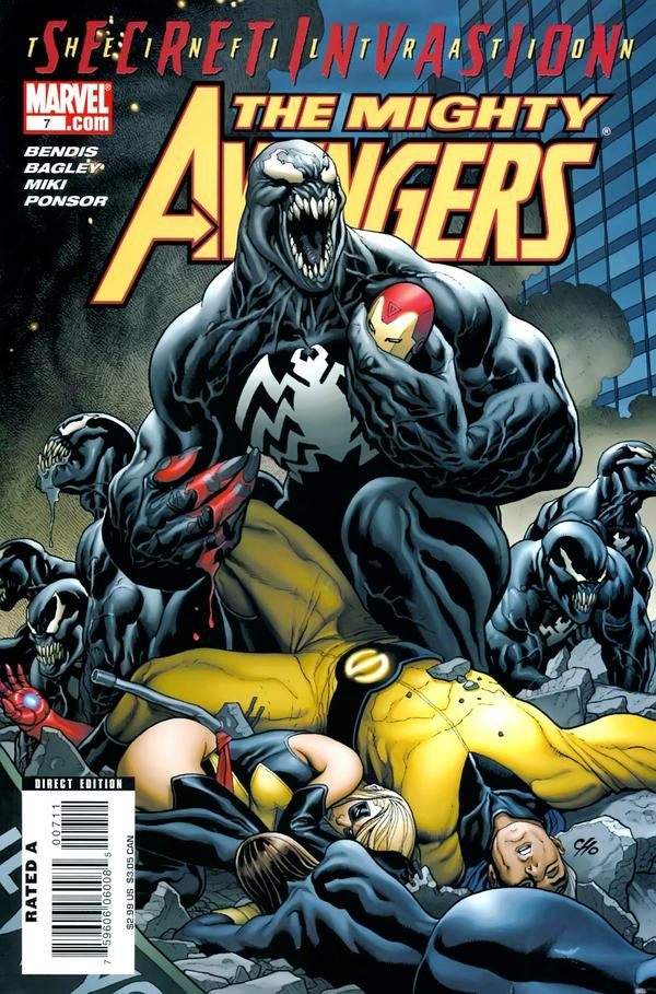 The Mighty Avengers #7