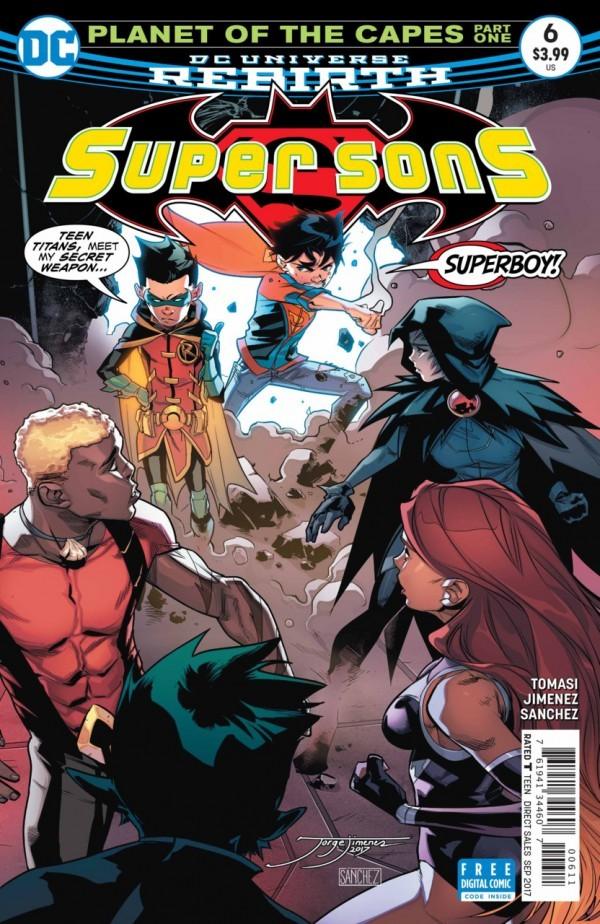 Super Sons #6