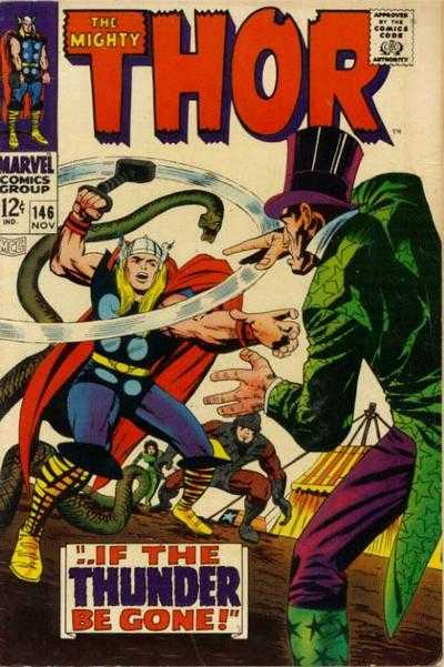 The Mighty Thor #146