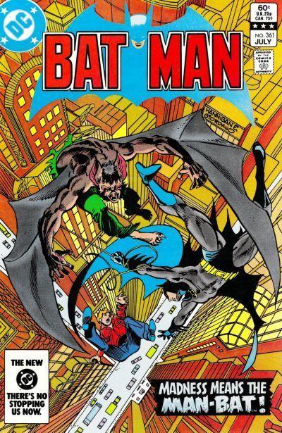 Batman #361