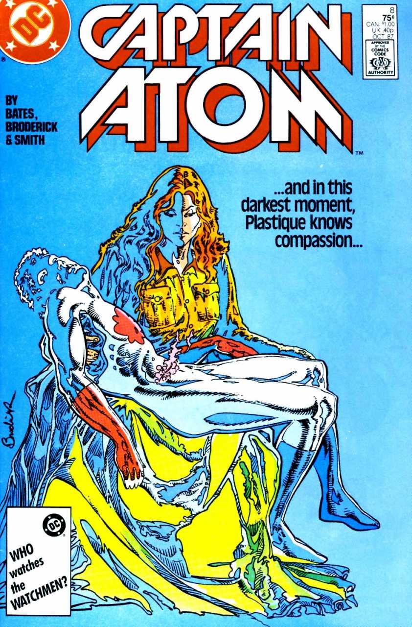 Captain Atom #8