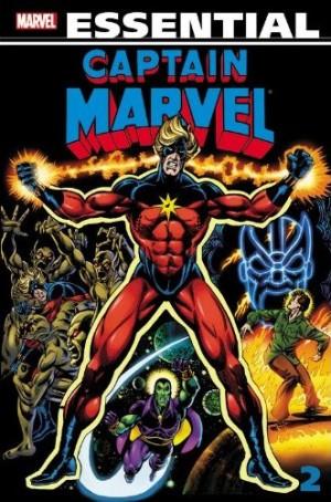 Essential Captain Marvel Vol. 2 TP