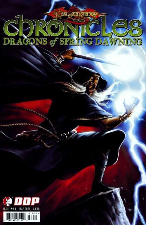 Dragonlance Chronicles: Dragons of Spring Dawning #11