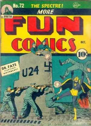 More Fun Comics #72
