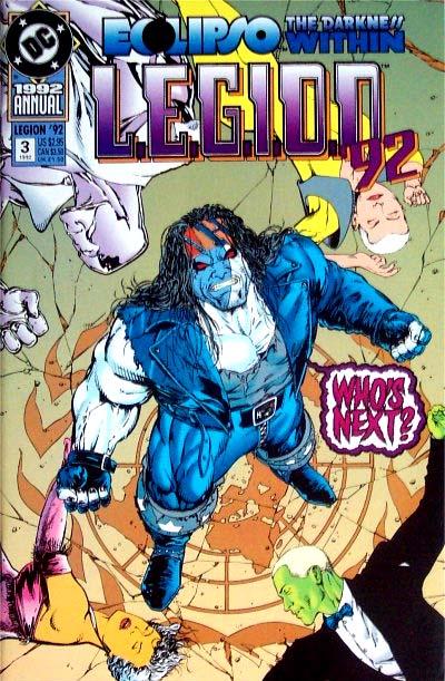 L.E.G.I.O.N. Annual #3