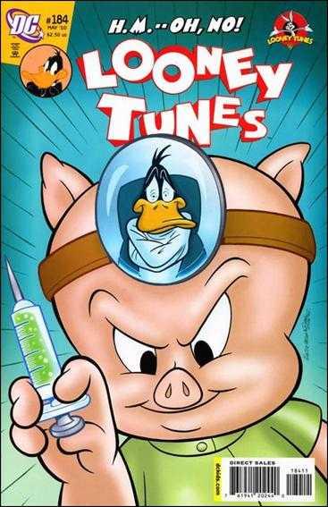 Looney Tunes #184