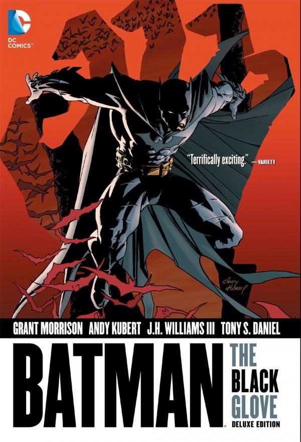 Batman: The Black Glove Deluxe Edition HC