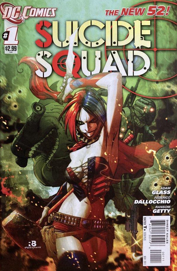 Suicide Squad #1