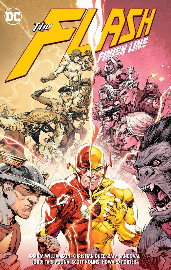 The Flash Vol. 15: Finish Line TP