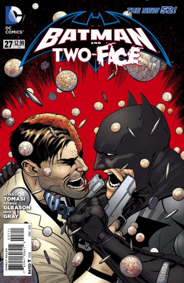 Batman and Two-Face #27