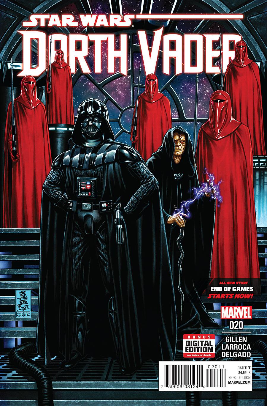 Star Wars: Darth Vader #20