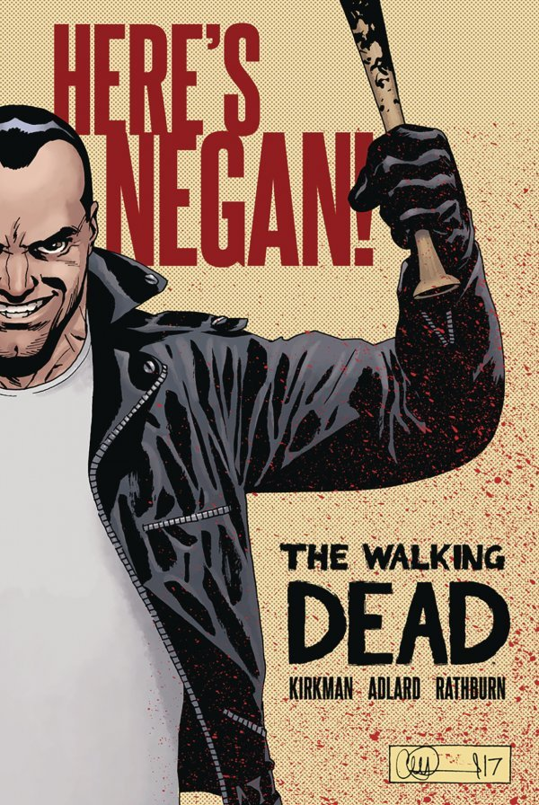 The Walking Dead: Here's Negan! HC