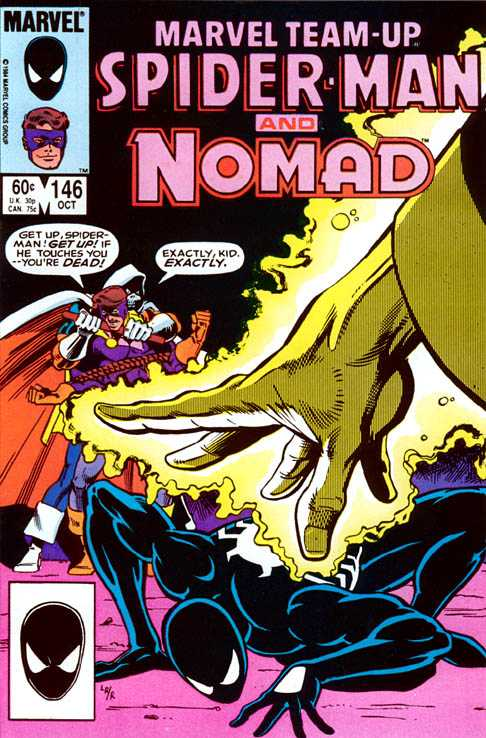 Marvel Team-Up #146