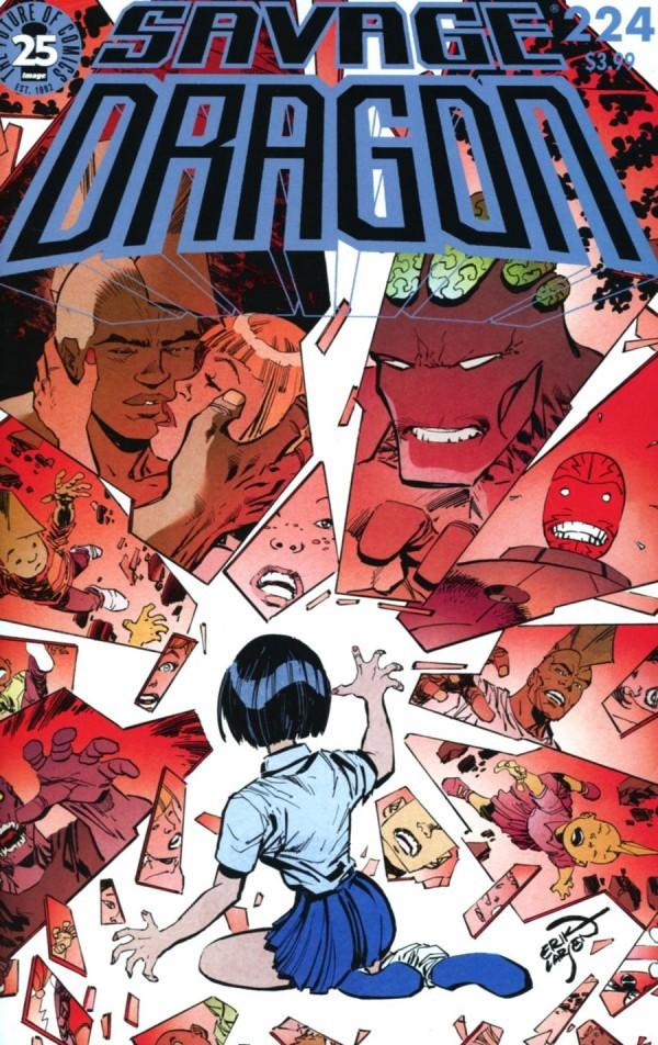 Savage Dragon #224