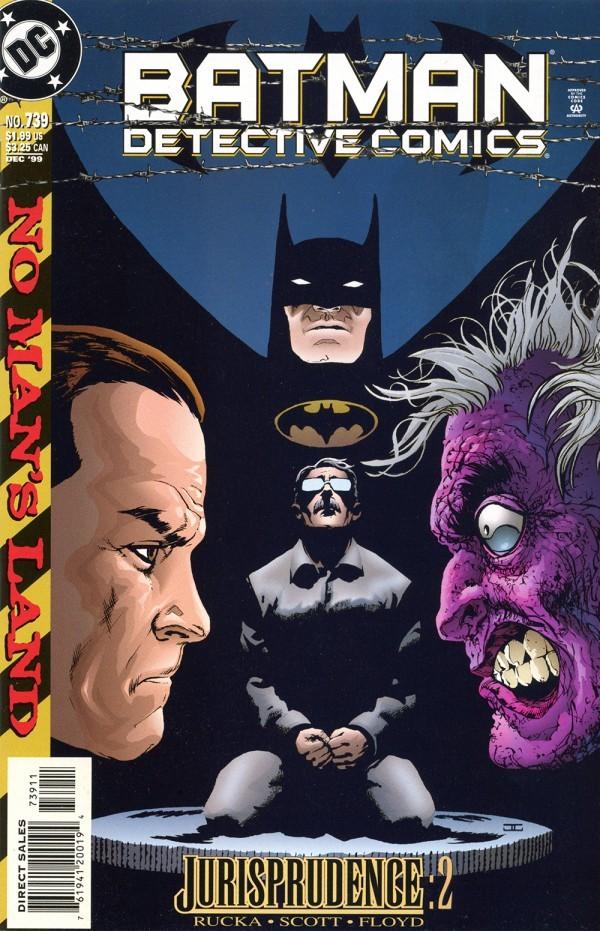 Detective Comics #739