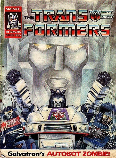 The Transformers #85
