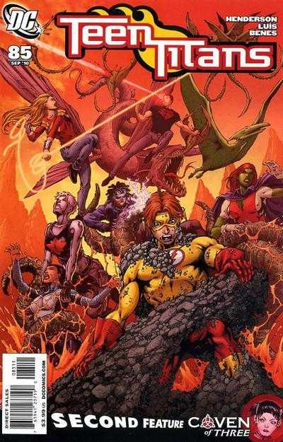 Teen Titans #85