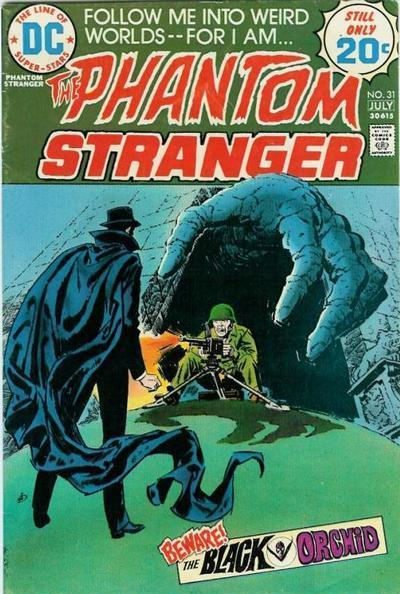 The Phantom Stranger #31