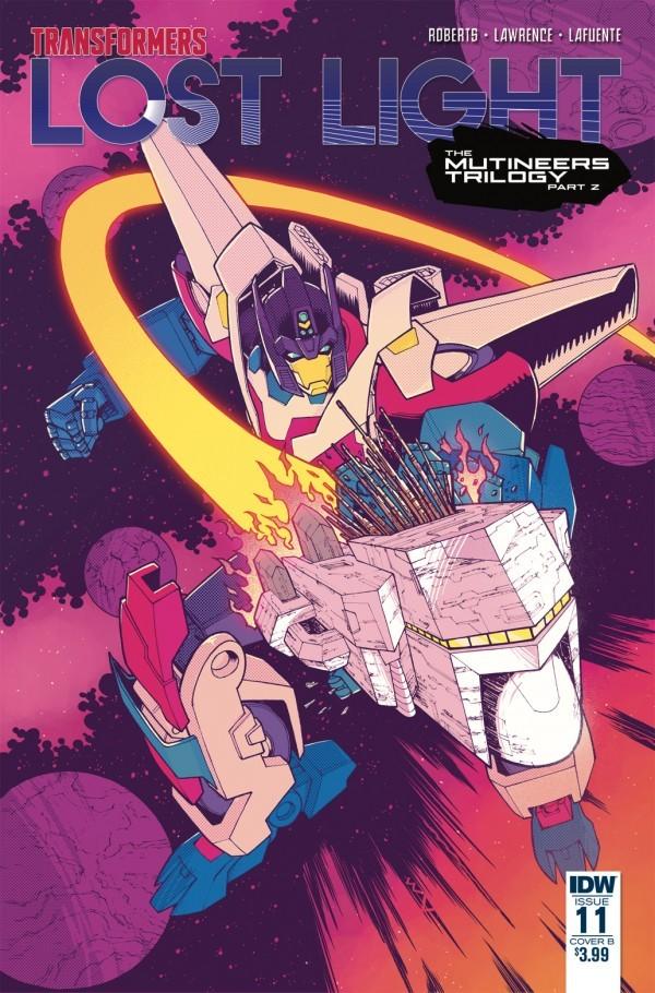 Transformers: Lost Light #11