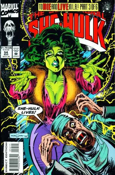 The Sensational She-Hulk #54