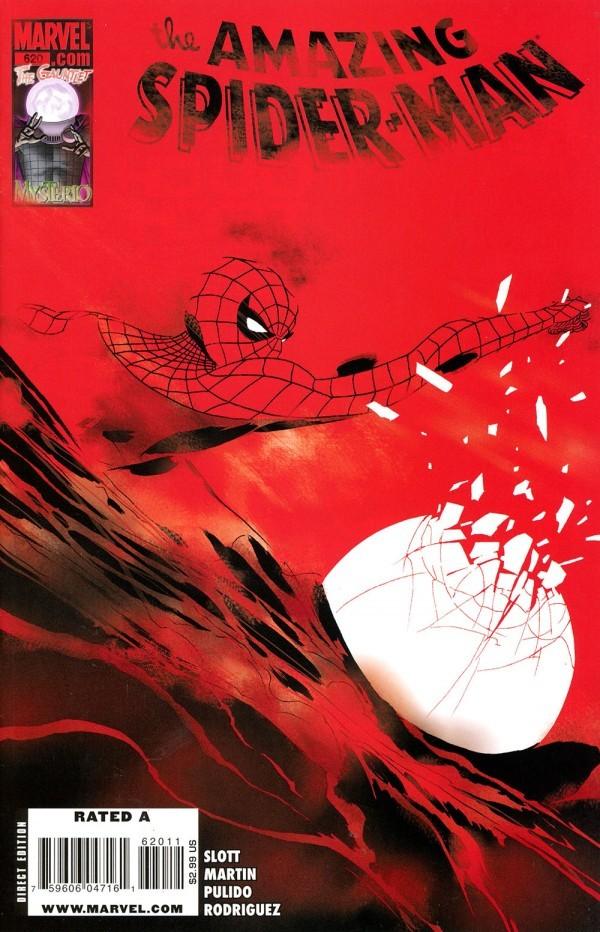 The Amazing Spider-Man #620