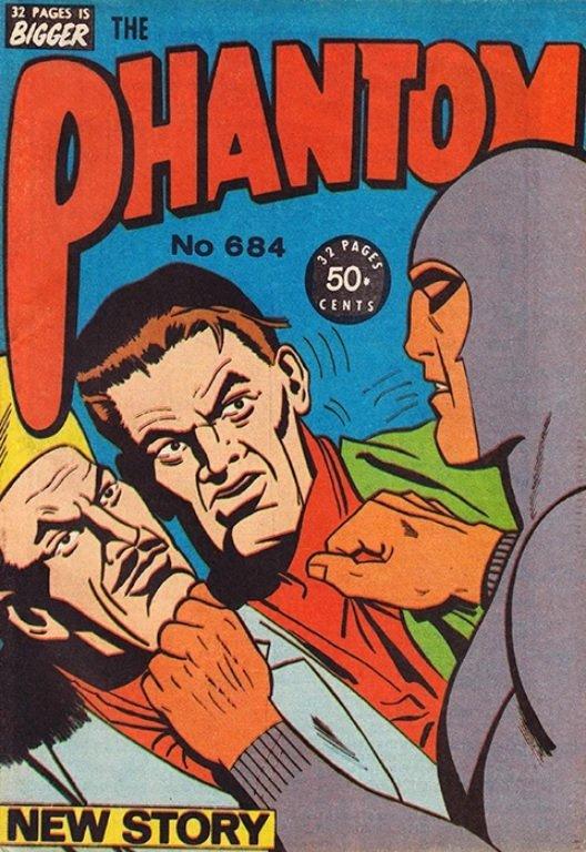 The Phantom #684