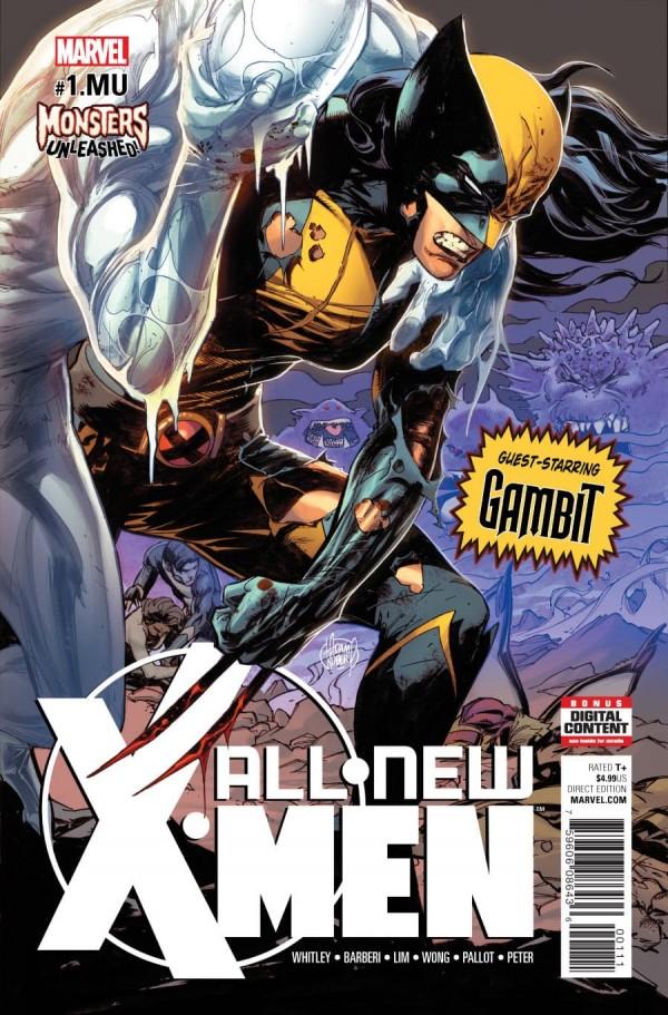 All-New X-Men #1.MU