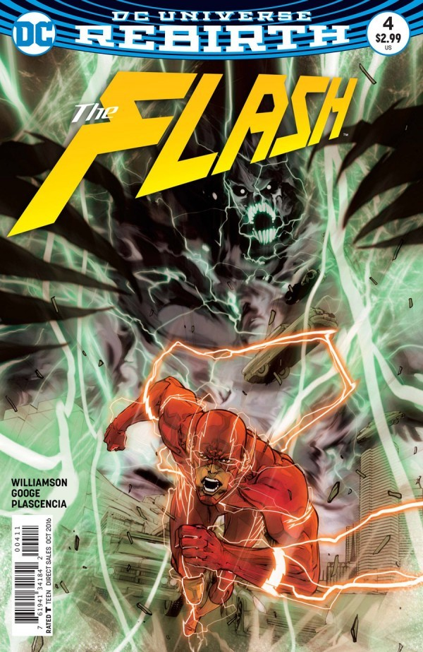 The Flash #4