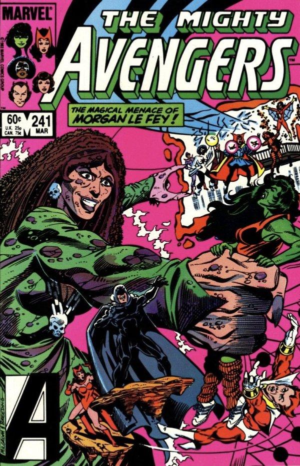 The Avengers #241