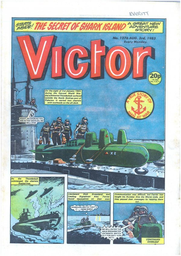 The Victor #1276