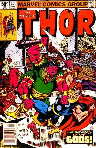 The Mighty Thor #301