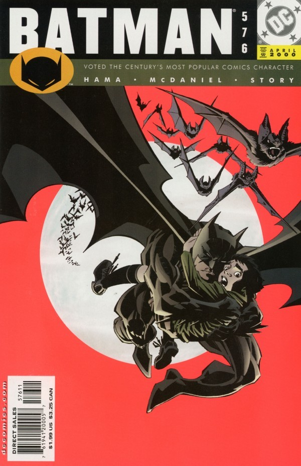 Batman #576