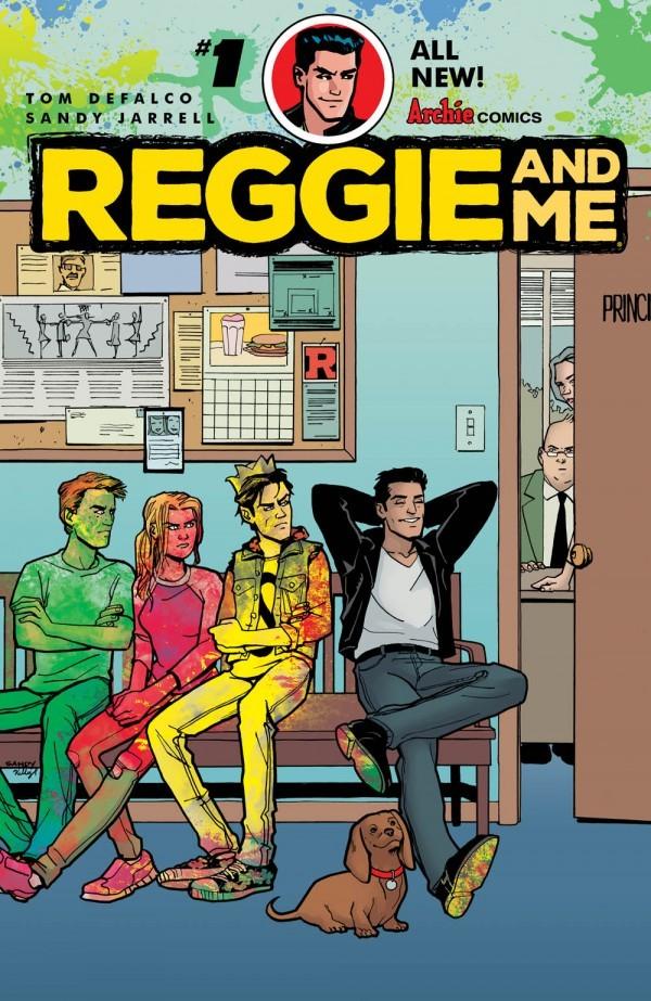 Reggie and Me #1