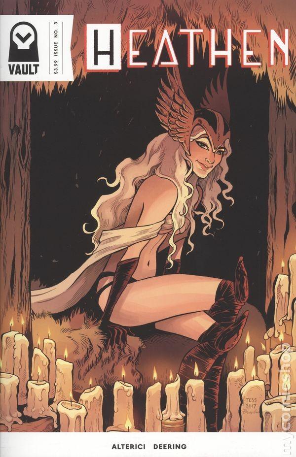 Heathen #3
