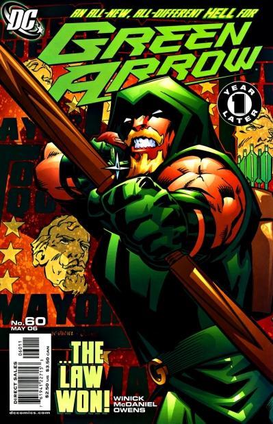 Green Arrow #60