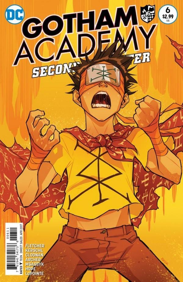 Gotham Academy: Second Semester #6